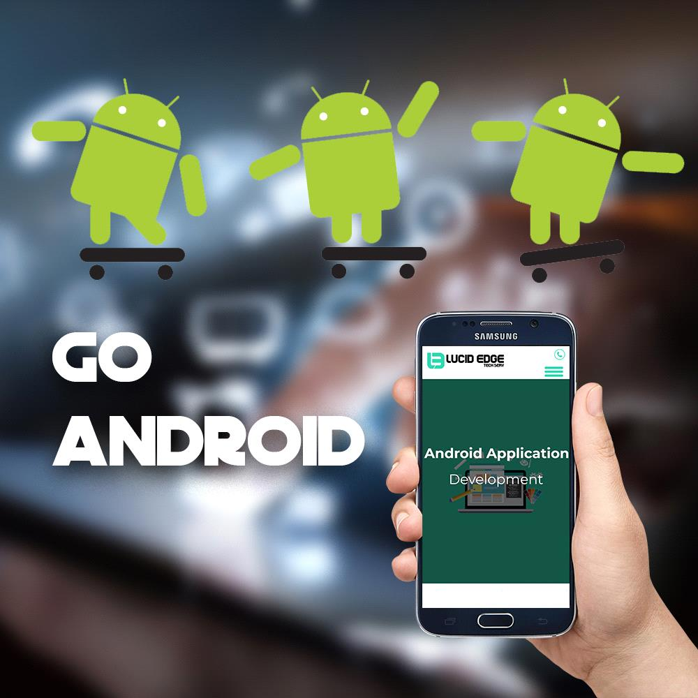Android Application for Your Business Website