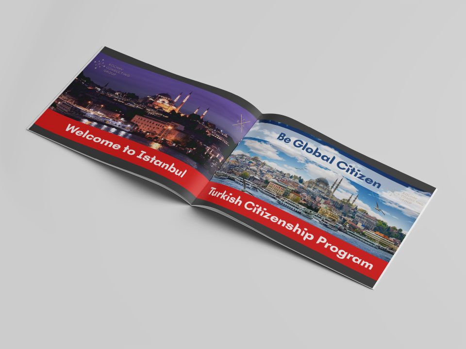 Brochure Design for Kochav Consulting Group by Lucid Edge Tech Serv