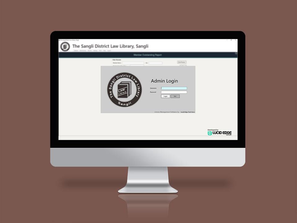 The Sangli District Law Library, Sangli by Lucid Edge Tech Serv